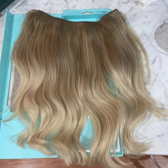 """Authentic Halo Couture 18"""" Layered Extension #B60"""